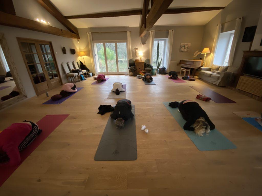 formation de yoga clermont-l'hérault