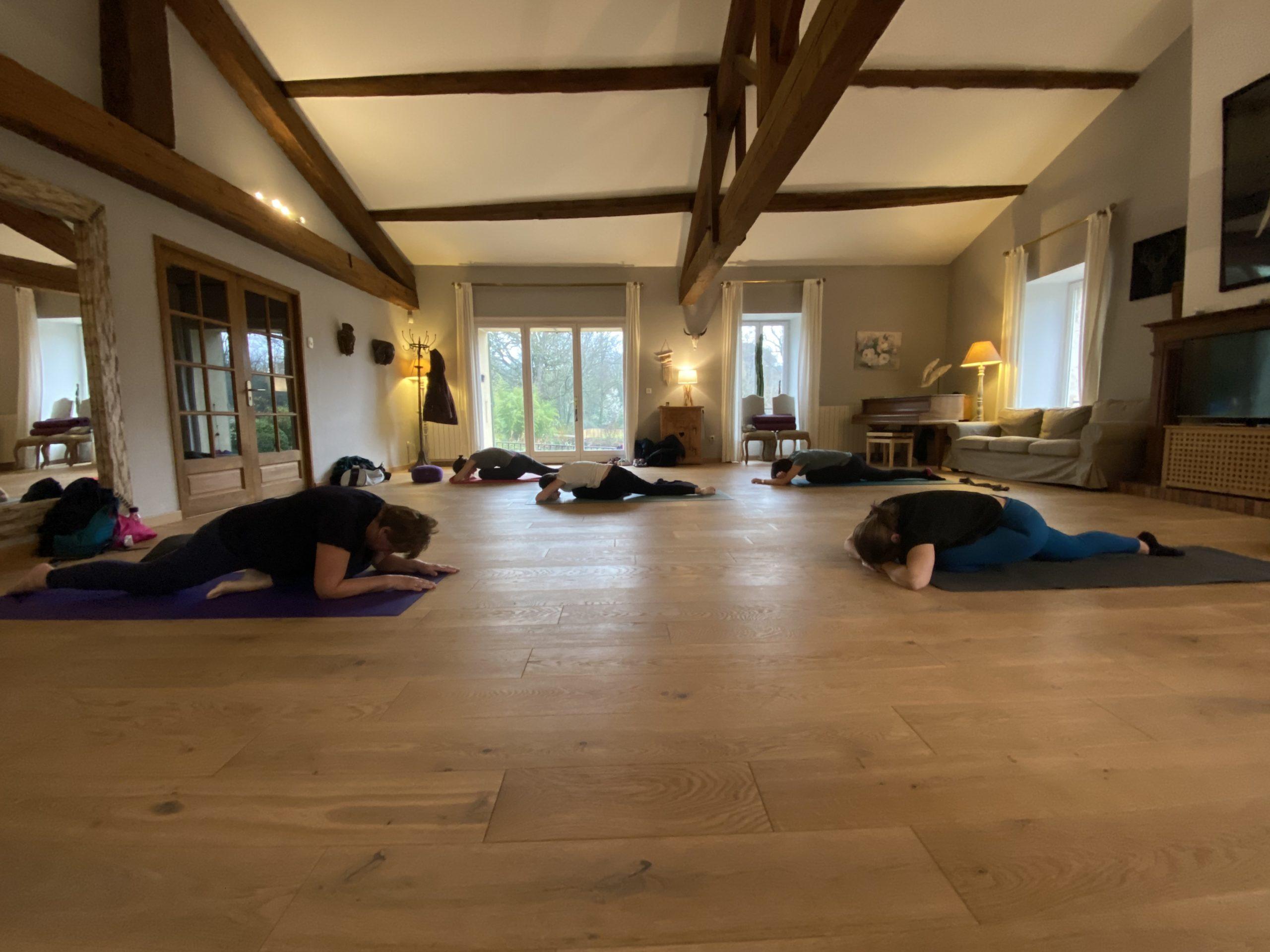 Yoga clermont-l'herault